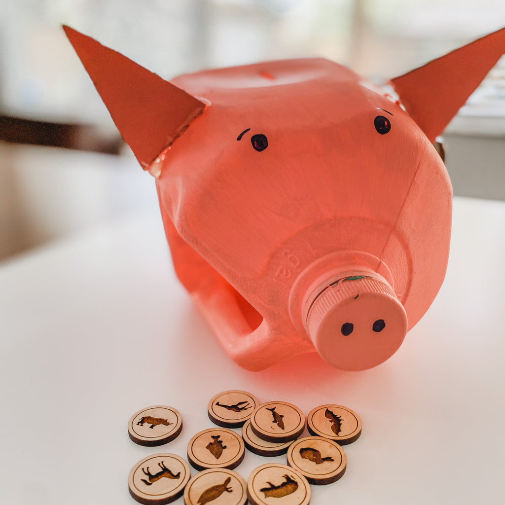 Piggy Bank Counting