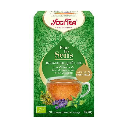 TISANE INSTANT DE QUIETUDE YOGI TEA