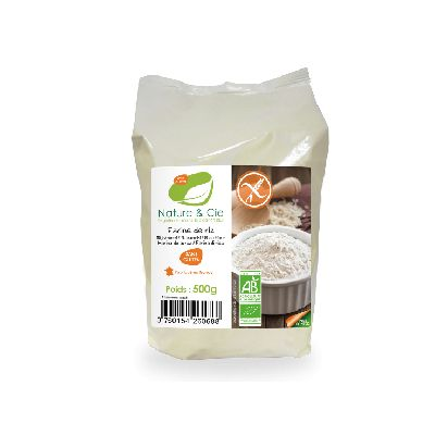 FAR. RIZ BLC 500G NATURE & CIE