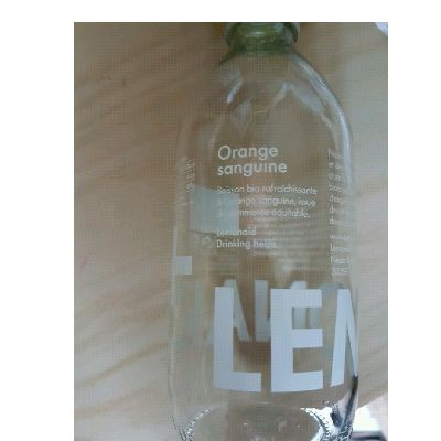 LEMONAID ORANGE SANGUINE 33CL