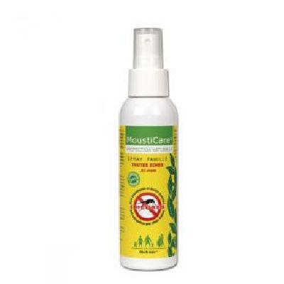 SPRAY FAMILLE 125ML MOUSTICARE