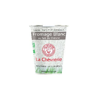 FROM. BLC CHEVRE 400G LA CHEVRERIE