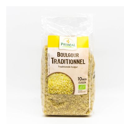 BOULGOUR TRADITIONNEL 500G PRIMEAL