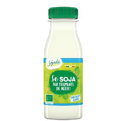 So Soja aux ferments de Kéfir 250g