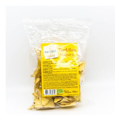 TORTILLAS* NATURE 125G PRIMEAL
