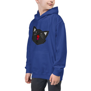 Happy Kitty - Kids Hoodie