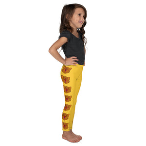 Happy Kitty 1 - Kid's Leggings