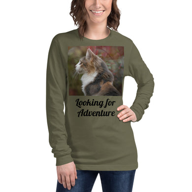 Adventurer Unisex Long Sleeve Tee