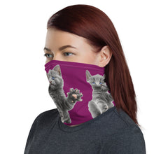 Load image into Gallery viewer, Hold up, wait a minute! Neck Gaiter