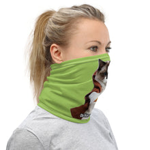 Load image into Gallery viewer, Obi-Wan Catnobi Neck Gaiter