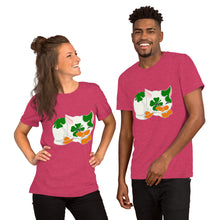 Load image into Gallery viewer, Lucky Kitty Short-Sleeve Unisex T-Shirt