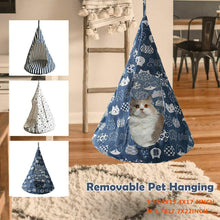 Load image into Gallery viewer, Cat Conical Hammock Bed