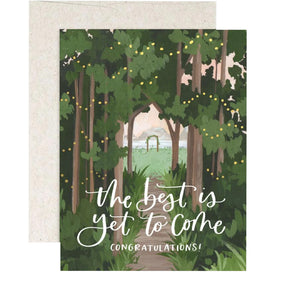 Wedding Arch Card