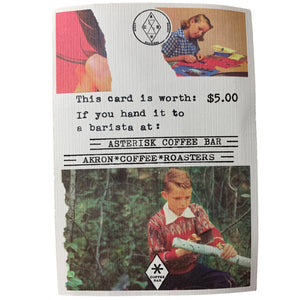 Akron Coffee Roasters Gift Card