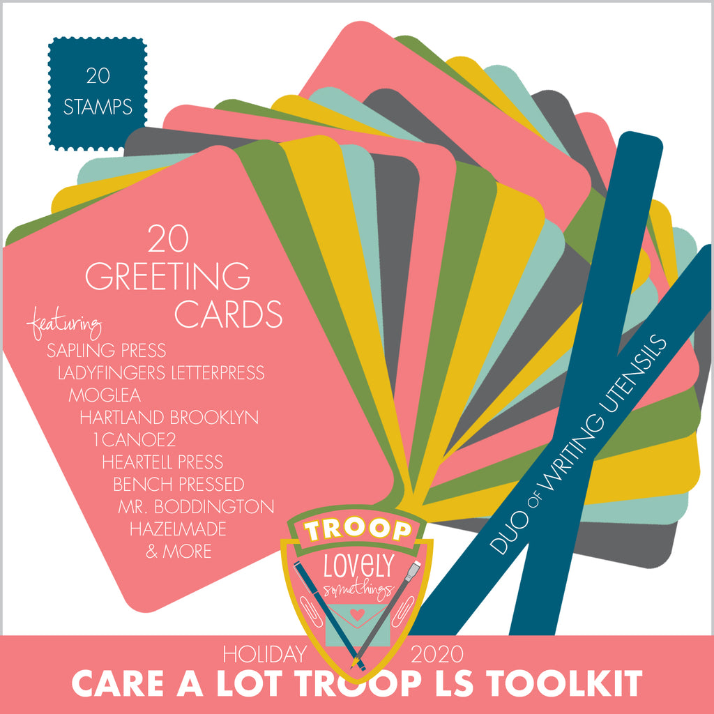 Care a Lot Troop LS Toolkit