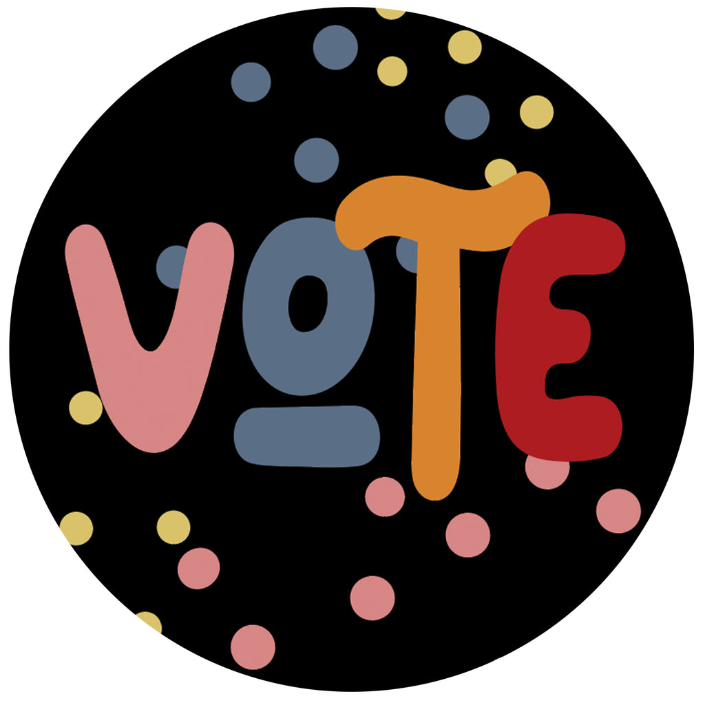 Vote Stickers