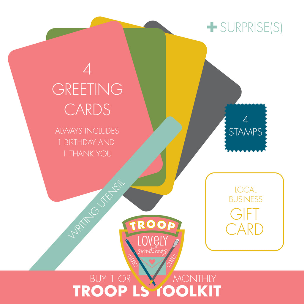 Troop LS Toolkit