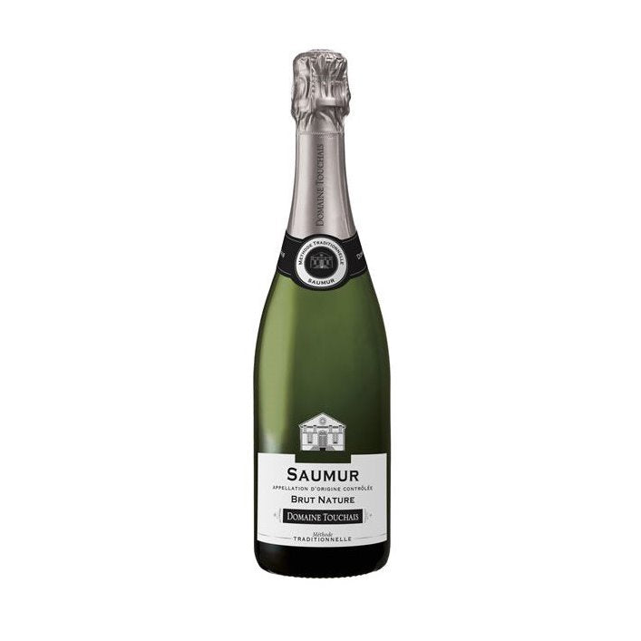 SAUMUR BRUT METHODE TRADITIONALLE extra brut 2016 - Domaine Touchais