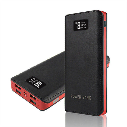 Powerbank 50000mAh Power Bank LED