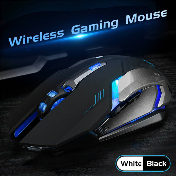 New Arrival 2.4Ghz 6 Buttons Wireless LED