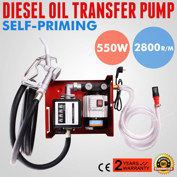 Professional Electric 12V oil Pump Diesel Fuel Oil Engine Oil Extractor Transfer Pumb