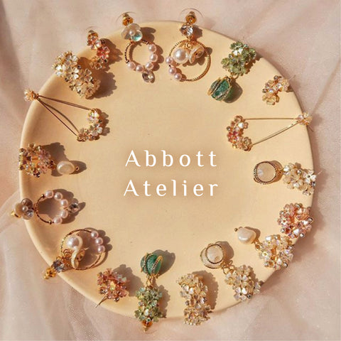 Abbott Atelier | Artisan Jewelry | Ship Worldwide over $70