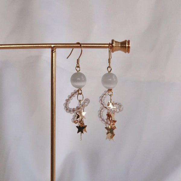 Star Earrings 012 - Abbott Atelier