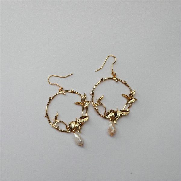 Baroque Earrings 019 - Abbott Atelier