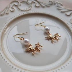 Unicorn Earring 033 - Abbott Atelier