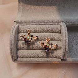 Floral Earrings 045 - Abbott Atelier