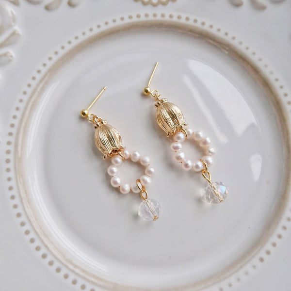 Tulip Earrings 074 - Abbott Atelier