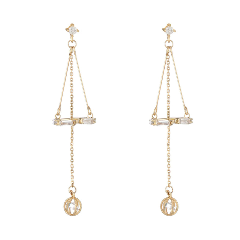Wind Chime Earrings 088 - Abbott Atelier