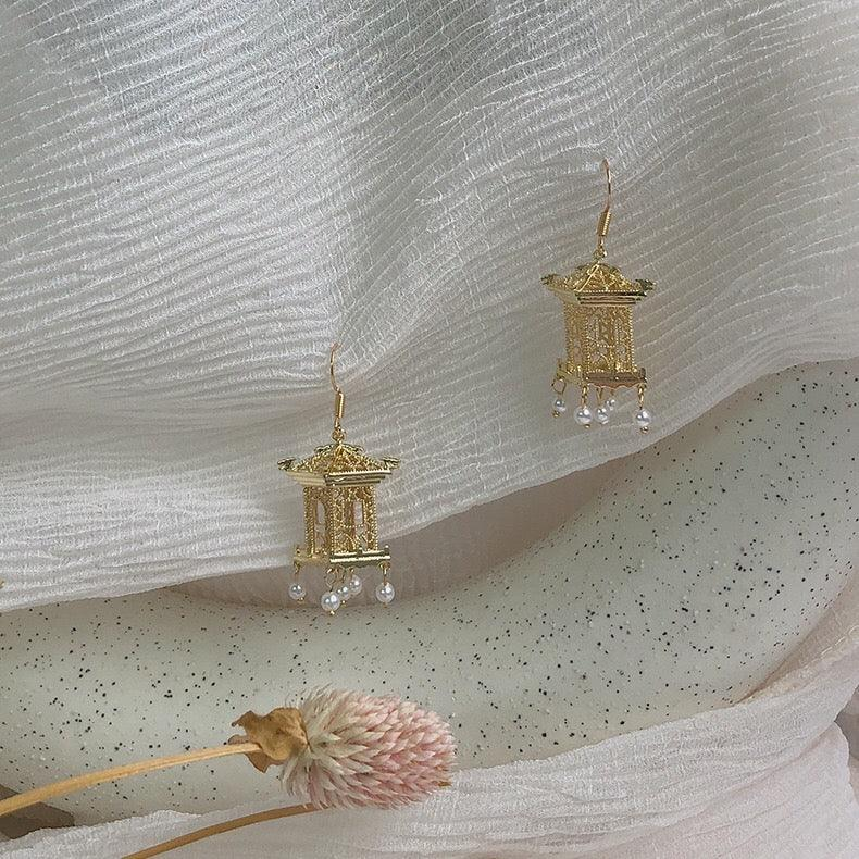 Pavilion Earrings 089 - Abbott Atelier