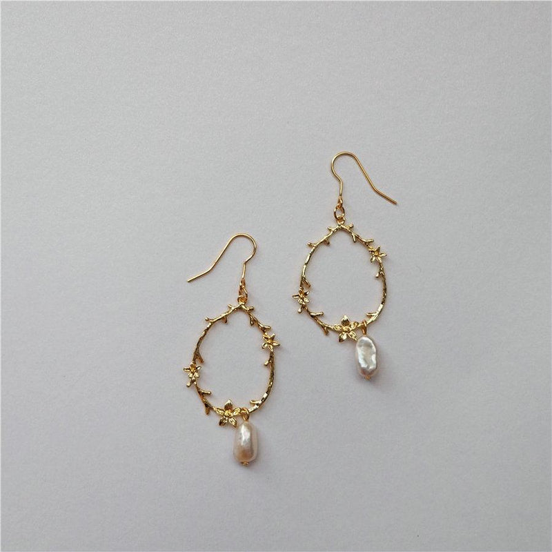 Baroque Earrings 100 - Abbott Atelier