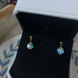 Austrian Crystal Earrings 102 - Abbott Atelier