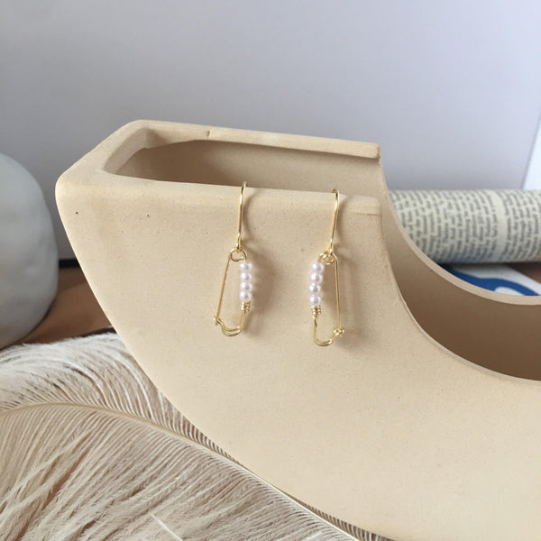 Pin Earrings 113 - Abbott Atelier