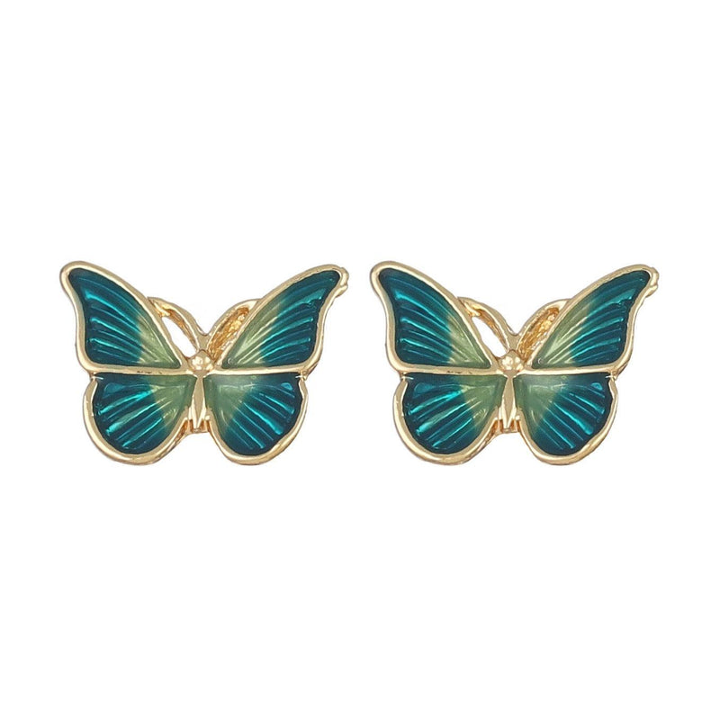 Butterfly Stud Earrings 139 - Abbott Atelier