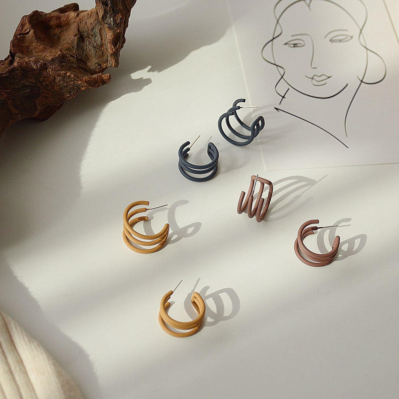 Hoop Earrings 143 - Abbott Atelier