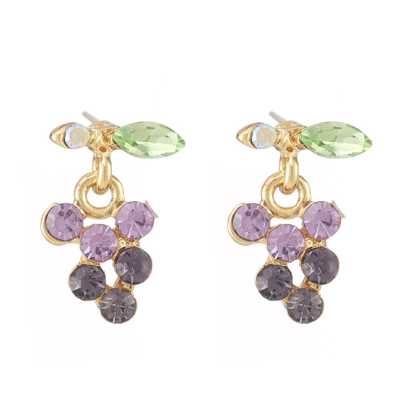 Grape Earrings 147