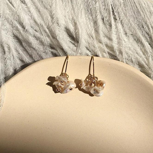 Pearl Earrings 160 - Abbott Atelier