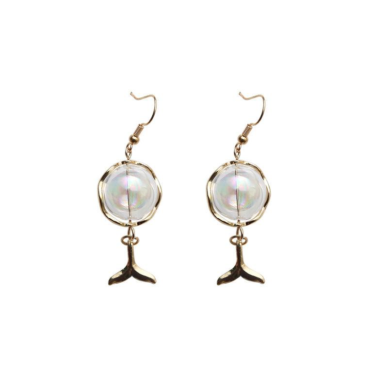 Mermaid Earrings 169 - Abbott Atelier