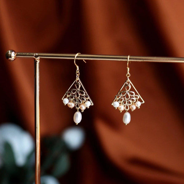 Baroque Earrings 183 - Abbott Atelier