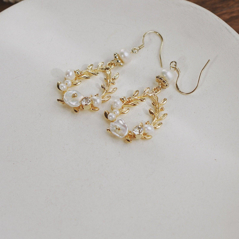 Baroque Earrings 200 - Abbott Atelier