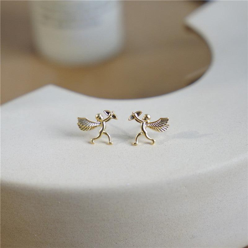 Cupid Stud Earrings 217 - Abbott Atelier