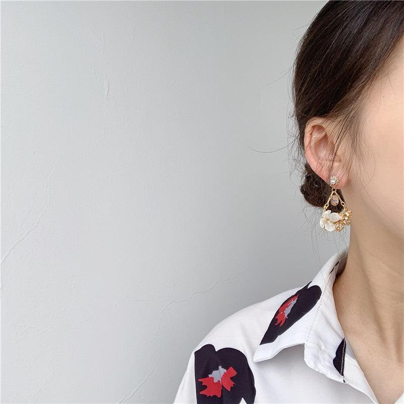 Flower Earrings 220 - Abbott Atelier