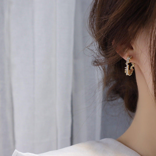 Hoop Earrings 229 - Abbott Atelier