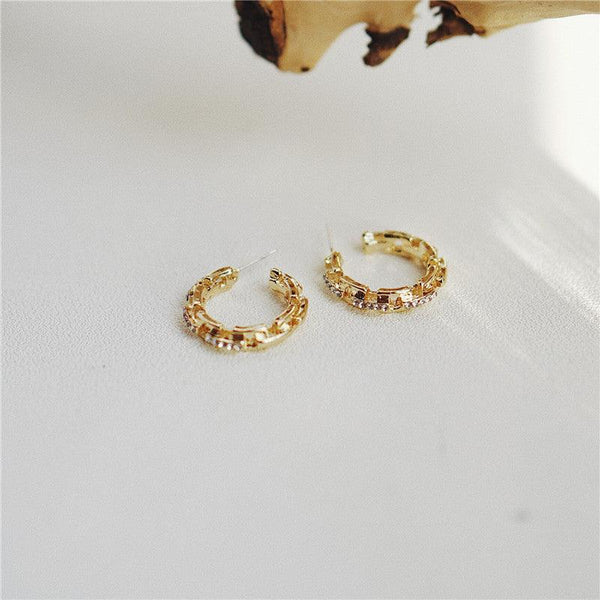 Hoop Earrings 233 - Abbott Atelier