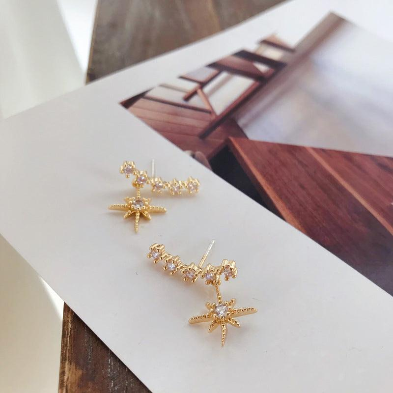 Hexstar Earrings 269