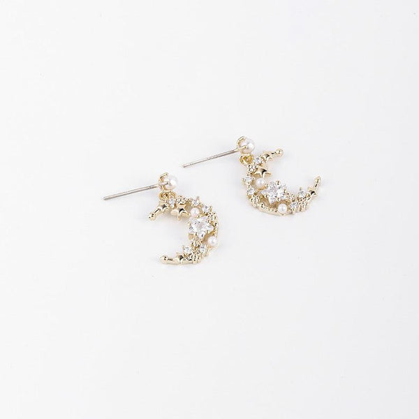 Moon & Star Earrings 270
