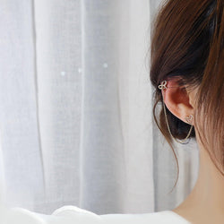 Heart & Bow Earrings + Ear Cuffs 274 - Abbott Atelier